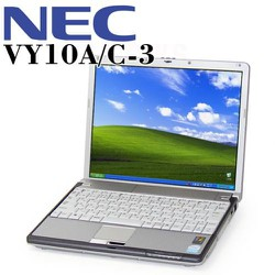 Laptop Nec Y10A cpu 7500 Ram 2,5G HDD 80G 12in nhe 1kg2