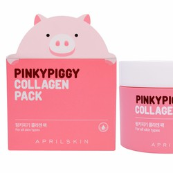 Mặt nạ chiết xuất bì heo April Skin Pinkybiggy Collagen Pack
