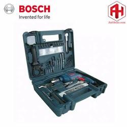 Máy khoan Bosch GSB 13 RE và bộ dụng cụ 100 chi tiết