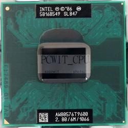 CPU core 2 duo T9900 3.06ghz 6M cache bus 1067 cho laptopp