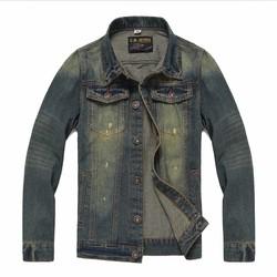 Áo khoác Jeans AKNA-10