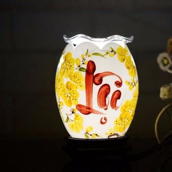 Đèn Tinh Dầu - Bát Tràng - DTD-BT