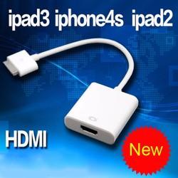 CÁP IPAD 2 3 IPHONE 4 4S Sang HDMI
