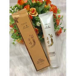 Sữa rửa mặt Korea Red Ginseng Foam Cleansing My Gold