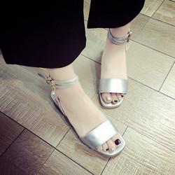 Sale off - Giày sandal quai ngang SDQN39