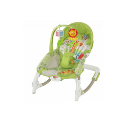 Ghế rung Fisher price X7047 Rainforest Friends - chiaki.vn
