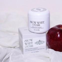 Kem Dưỡng Trắng Da Ngày Và Đêm Secret Key Snow White Cream