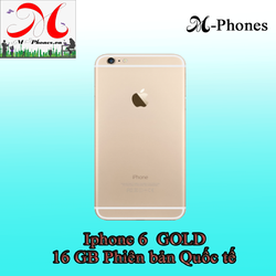 Iphone 6 16gb Gold phiên bản Quốc tế