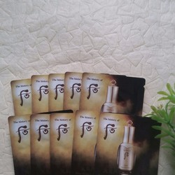 Combo 10 gói Sample Whoo Hwa Hyun Essence - Tinh dầu làm sáng da
