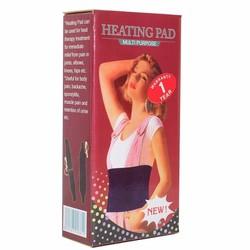 Đai quấn nóng giảm mỡ bụng, giảm mỡ đùi Heating pad