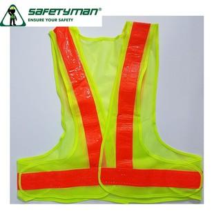 Áo phản quang Safetyman 4X - APQ-4X thumbnail