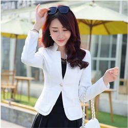 Áo khoác nữ cách điệu tay dài SVN105 thời trang giá rẻ