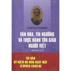 Văn hóa tín ngưỡng và thực hành tôn giáo người Việt