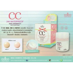 phấn nước cc cream odbo sản phẩm hot của Thái