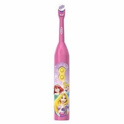 Bàn chải đánh răng dùng pin đầu xoay Oral-B Disney Princess
