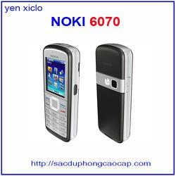 NOKIA 6070 Zin Pin Sạc Đầy Đủ