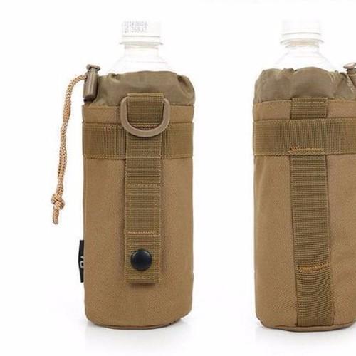Túi đựng chai nước có móc gài đeo vào balo lính đeo vào dây nịt - 4158909 , 4910039 , 15_4910039 , 130000 , Tui-dung-chai-nuoc-co-moc-gai-deo-vao-balo-linh-deo-vao-day-nit-15_4910039 , sendo.vn , Túi đựng chai nước có móc gài đeo vào balo lính đeo vào dây nịt