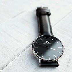Đồng hồ nam nữ DW Black Classic