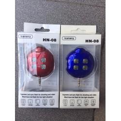 ĐÈN LED HỖ TRỢ KHI CHỤP HÌNH HN-08 ,,01 cái