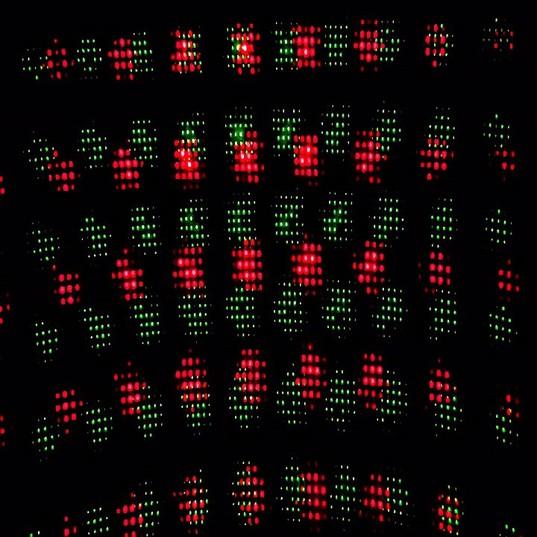 Đèn lazer sân khấu nháy theo nhạc 5