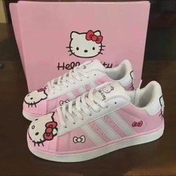 Giày sneaker Superstar Kitty