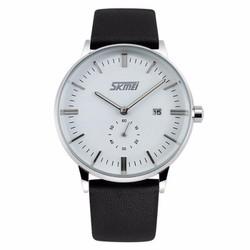 Đồng hồ thời trang SKMEI 9083 dành cho nam màu trắng