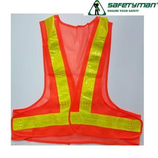 Áo phản quang Safetyman 4C - APQ-4C thumbnail