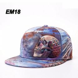 Mũ nón snapback 3D cao cấp