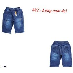 Quần ngố jean size đại 6-14t
