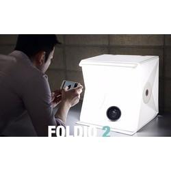 Hộp chụp sản phẩm có đèn LED 40x40cm