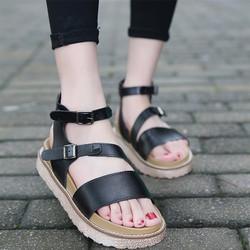 Giày Sandal Nữ quai gài chiến binh thời trang Hàn Quốc - SG0374