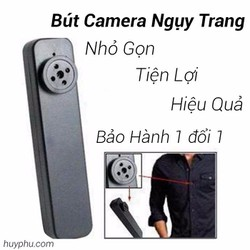 Camera quay lén dong ho but moc khoa Usb gau nut ao nguy trang