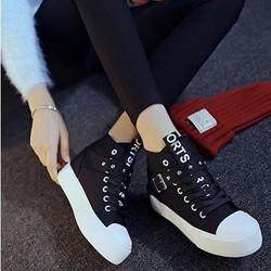 B020D - Giày bốt thể thao phong cách Hàn Quốc
