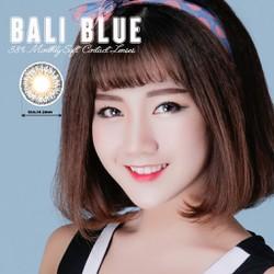 Kính áp tròng màu dùng 1 tháng Eye Secret - BALI BLUE
