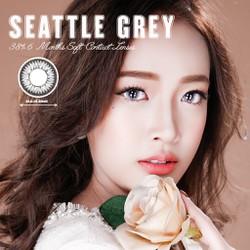 Kính áp tròng màu dùng 6 tháng Eye Secret - SEATTLE GREY