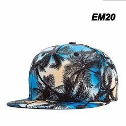 Mũ nón snapback 3D biển xanh