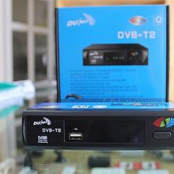 Đầu Kỹ Thuật Số DVB T2 Dunals - Xem Miễn Phí 60 Kênh