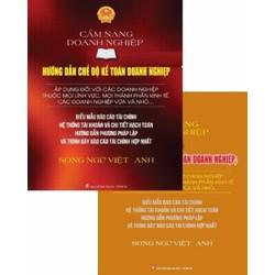 Hướng dẫn chế độ kế toán doanh nghiệp song ngữ Việt Anh