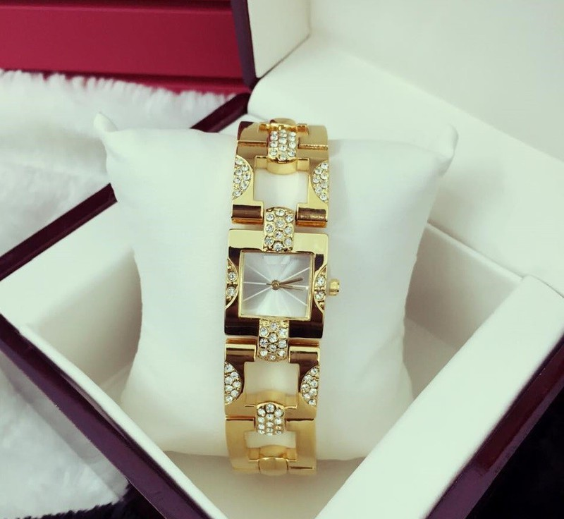 Đồng hồ dây lắc nữ thời trang AM42 2