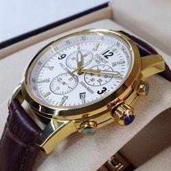 Đồng hồ nam hàng SALE nhật dây da xịn mã TS-DD4.