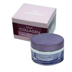 Kem dưỡng tại tạo và phục hồi da hư tổn Cellio Collagen