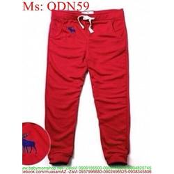 Quần thể thao jogger  sành điệu trẻ trung QDN59