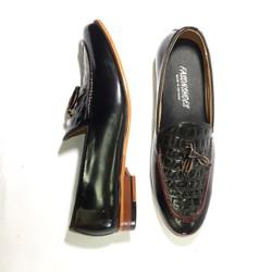 Giày da giày lười sang trọng Fasonshoes