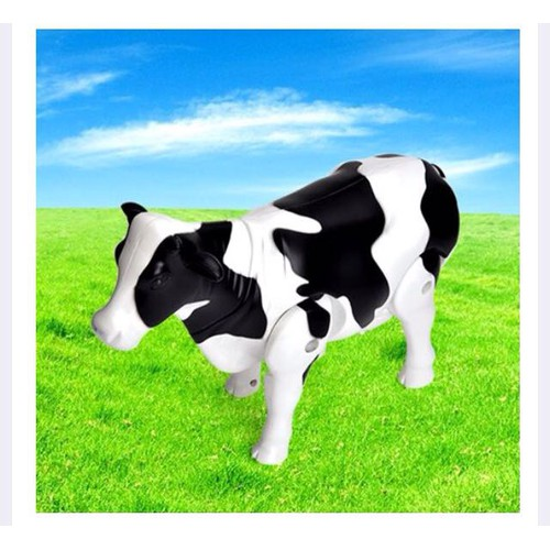 Mô hình đồ chơi con bò sữa biết đi, phát nhạc vui nhộn cho bé - 4160489 , 4922674 , 15_4922674 , 95000 , Mo-hinh-do-choi-con-bo-sua-biet-di-phat-nhac-vui-nhon-cho-be-15_4922674 , sendo.vn , Mô hình đồ chơi con bò sữa biết đi, phát nhạc vui nhộn cho bé