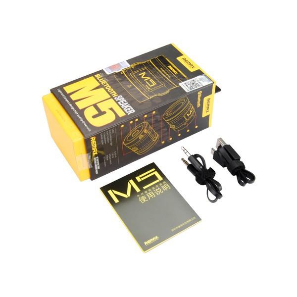 Loa Bluetooth Remax M5 Sành Điệu Chính Hãng 7