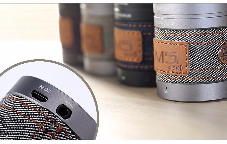 Loa Bluetooth Remax M5 Sành Điệu Chính Hãng 2