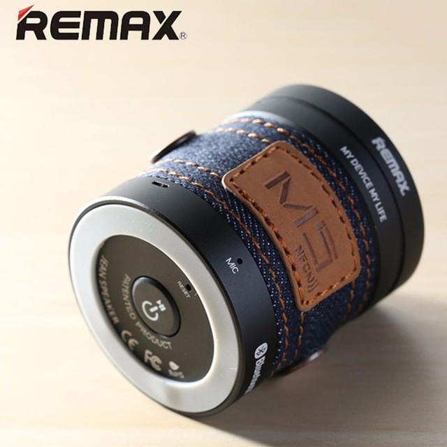 Loa Bluetooth Remax M5 Sành Điệu Chính Hãng 4