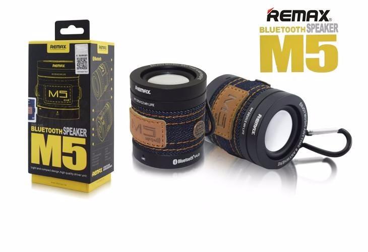 Loa Bluetooth Remax M5 Sành Điệu Chính Hãng 1