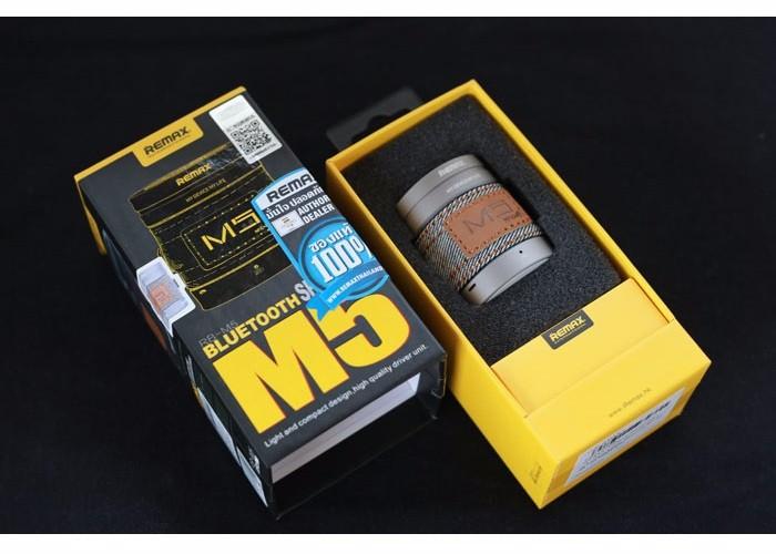 Loa Bluetooth Remax M5 Sành Điệu Chính Hãng 6