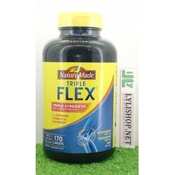 Triple Flex 170 viên hãng Nature Made của Mỹ trị đau khớp